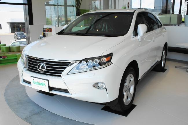 店内展示車(LEXUS RX 270 '12)