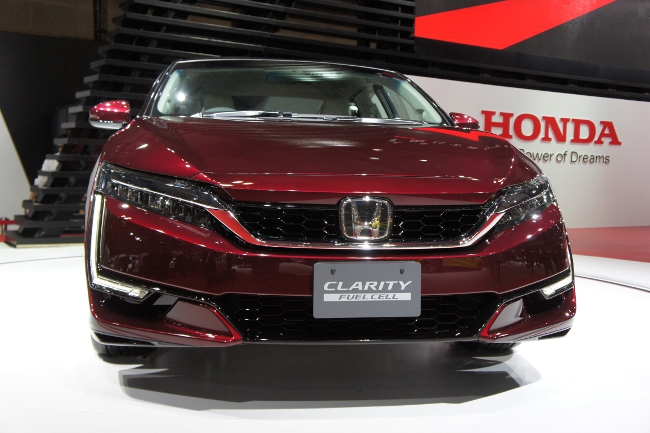 CLARITY FUEL CELL #5